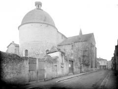 Ancienne cathédrale Saint-Jean-Baptiste - Ensemble sud-est