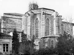 Cathédrale Saint-Sauveur - Abside
