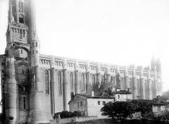 Cathédrale Sainte-Cécile - Façade sud