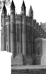 Cathédrale Sainte-Cécile - Abside, côté nord