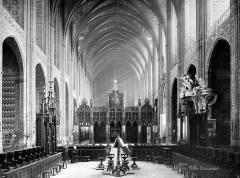 Cathédrale Sainte-Cécile - Vue intérieure du choeur