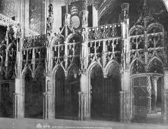 Cathédrale Sainte-Cécile - Jubé