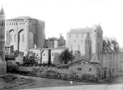 Palais de l'Archevêché ou de la Berbie - Vue d'ensemble