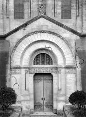 Cathédrale Saint-Pierre - Portail de la façade nord