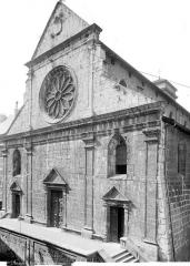 Cathédrale - Façade ouest