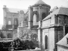 Cathédrale Notre-Dame et Saint-Vaast - Abside et transept sud, côté sud-est