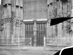 Cathédrale Sainte-Marie - Portail du transept sud