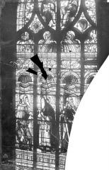 Cathédrale Sainte-Marie - Vitraux du choeur