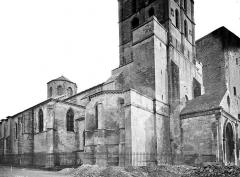 Cathédrale Notre-Dame-des-Doms - Angle nord-ouest