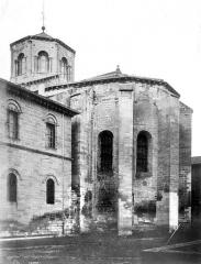 Cathédrale Notre-Dame-des-Doms - Abside, côté sud