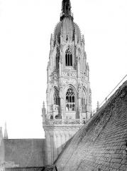 Cathédrale Notre-Dame - Tour de la croisée du transept