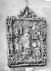 Cathédrale Notre-Dame - Retable