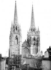 Cathédrale Notre-Dame - Façade ouest