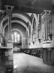 Cathédrale Notre-Dame - Chapelle du séminaire : vue intérieure