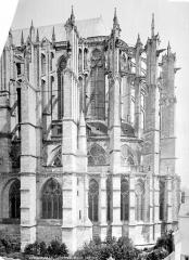 Cathédrale Saint-Pierre - Abside, côté sud