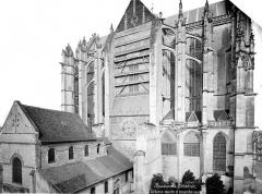 Cathédrale Saint-Pierre - Ensemble nord et basse œuvre