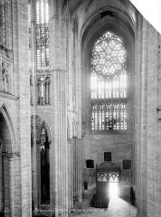 Cathédrale Saint-Pierre - Vue intérieure du transept sud