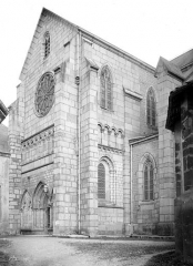 Cathédrale Saint-Jean-Baptiste - Transept nord