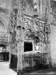 Ancienne abbaye de Brou - Tombeau de Marguerite d'Autriche