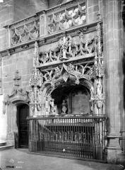 Ancienne abbaye de Brou - Tombeau de Marguerite de Bourbon
