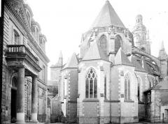Cathédrale Saint-Louis - Abside