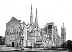 Cathédrale Saint-André - Ensemble sud-ouest