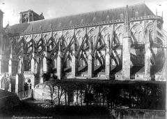 Cathédrale Saint-Etienne - Façade sud