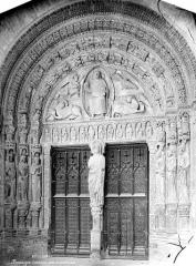 Cathédrale Saint-Etienne - Portail de la façade sud