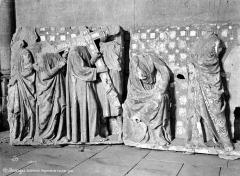 Cathédrale Saint-Etienne - Fragments de l'ancien jubé