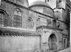 Cathédrale Saint-Etienne - Façade nord