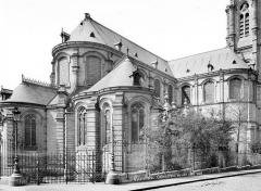 Cathédrale Notre-Dame de Grâce - Abside, côté nord-est