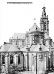 Cathédrale Notre-Dame de Grâce - Ensemble est