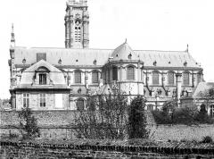 Cathédrale Notre-Dame de Grâce - Ensemble sud