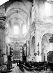 Cathédrale Notre-Dame de Grâce - Vue intérieure du transept nord