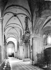 Cathédrale Notre-Dame de Grâce - Vue intérieure du bas-côté sud, vers l'est