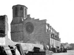 Cathédrale Saint-Michel et abords - Ensemble sud-ouest