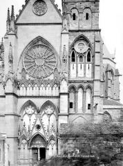 Cathédrale Saint-Etienne - Transept sud
