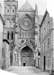 Cathédrale Saint-Etienne - Transept nord