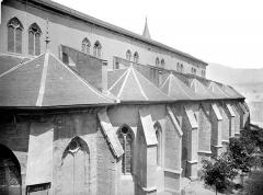 Cathédrale Saint-François de Sales - Façade sud en perspective