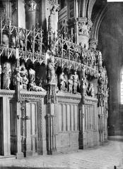 Cathédrale Notre-Dame - Clôture du choeur