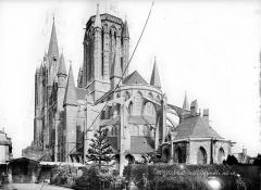 Cathédrale Notre-Dame - Ensemble sud-est