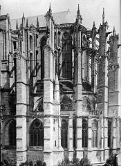 Cathédrale Notre-Dame - Abside, côté sud