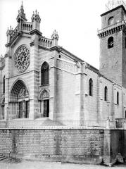 Cathédrale Saint-Jérôme - Angle sud-ouest