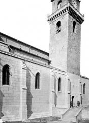 Cathédrale Saint-Jérôme - Façade sud et clocher