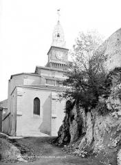 Cathédrale Saint-Jérôme - Abside, côté nord