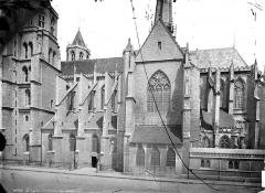 Cathédrale Saint-Bénigne - Façade sud