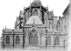 Cathédrale Saint-Bénigne - Abside