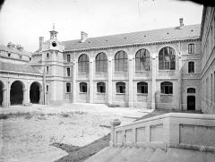 Cathédrale Saint-Bénigne - Séminaire : Bibliothèque
