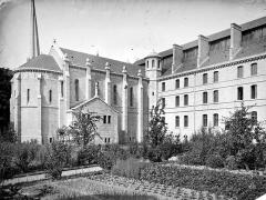 Cathédrale Saint-Bénigne - Chapelle du séminaire, côté nord