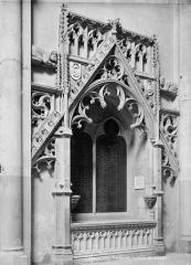 Cathédrale Notre-Dame - Tombeau des Evêques